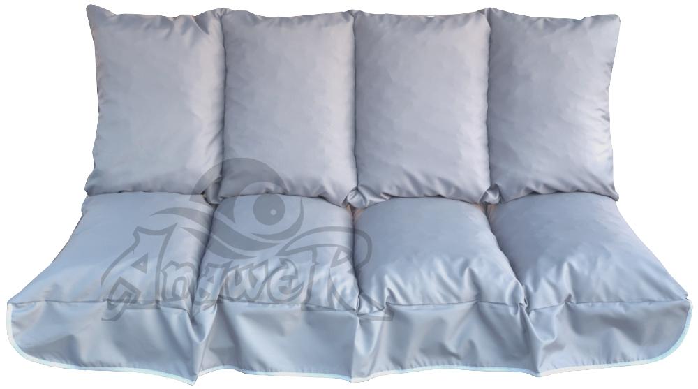 Poduszki Na Huśtawki Ogrodowe 150 Cm Kolor Szary